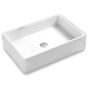 lavatório pousar counter 60