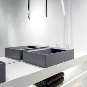 lavatório de pousar table