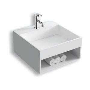 lavatório suspenso hung 50