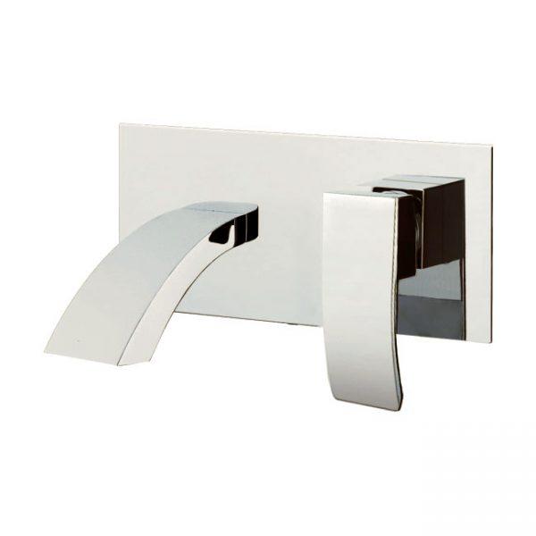 misturadora lavatório parede flexis